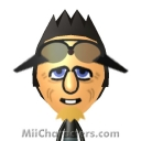 The Scarecrow Mii Image by !SiC