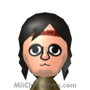 John Rambo Mii Image by Mr Tip