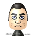 Johnny Cash Mii Image by Eric