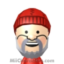 Santa Claus Mii Image by Mr. Tip