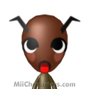 Rudolph the Red Nosed Reindeer Mii Image by Mr Tip