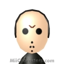 Jason Voorhees Mii Image by Mr Tip
