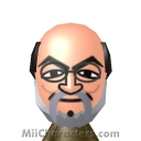 Sir Ahmed Salman Rushdie Mii Image by rababob