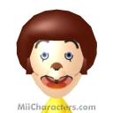 Ronald McDonald Mii Image by BobbyBobby