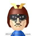 Captain Falcon Mii Image by BobbyBobby
