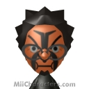 Darth Maul Mii Image by BobbyBobby