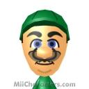 Luigi Mii Image by BobbyBobby
