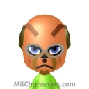 Fox McCloud Mii Image by BobbyBobby