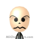 Jack Skellington Mii Image by !SiC
