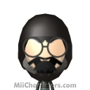 SWAT Team Member Mii Image by !SiC