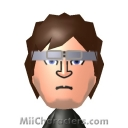 Solid Snake Mii Image by Mr Tip