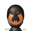 Halloween Bat Mii Image by Mr Tip