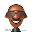 Stevie Wonder Mii Image by Cjv