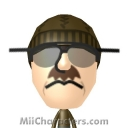 Sergeant Slaughter Mii Image by !SiC