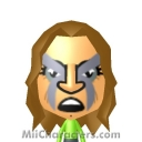 The Ultimate Warrior Mii Image by !SiC