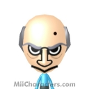 Mr. Burns Mii Image by !SiC