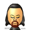 The Undertaker Mii Image by Tocci