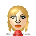 Courtney Love Mii Image by Ajay