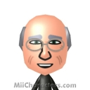 Larry David Mii Image by celery