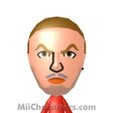 David Beckham Mii Image by celery
