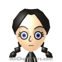 Wednesday Addams Mii Image by !SiC