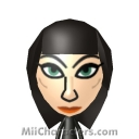 Morticia Addams Mii Image by !SiC