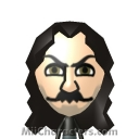Captain Morgan Mii Image by !SiC