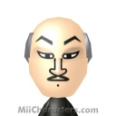 Alfred Pennyworth Mii Image by PRMan!!