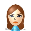 Barbara Gordon Mii Image by PRMan!!