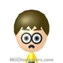 Jimmy Vulmer Mii Image by Toon and Anime