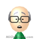Mr. Garrison Mii Image by Toon and Anime