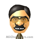 Saddam Hussein (Before) Mii Image by !SiC