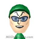 The Riddler Mii Image by PRMan!!