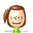 Peppermint Patty Mii Image by Ryan