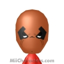 Deadpool Mii Image by Mr Tip
