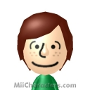 Peppermint Patty Mii Image by Bigbear