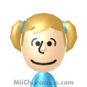 Sally Brown Mii Image by Bigbear
