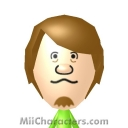 Shaggy Rogers Mii Image by Mr. Tumnus