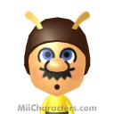 Bee Mario Mii Image by Toon and Anime