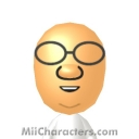 Dr. Bunsen Honeydew Mii Image by BrainLock