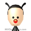 Yakko Warner Mii Image by BrainLock