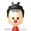 Dot Warner Mii Image by BrainLock