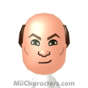Todd Packer Mii Image by Nelson
