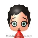 Betty Boop Mii Image by albert