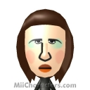 Marilyn Manson Mii Image by Greg Mc.