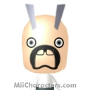 Rayman's Raving Rabbid Mii Image by Toon and Anime