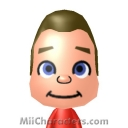 Jimmy Neutron Mii Image by Toon and Anime
