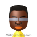 Geordi La Forge Mii Image by Hiesl