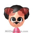 Minnie Mouse Mii Image by Mr.N