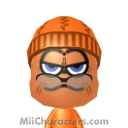 Garfield Mii Image by Scooby